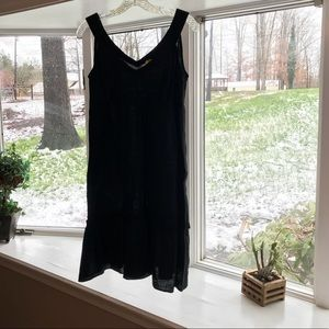 Mossimo Black Dress, Size S